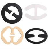 Страплесс клипсы - соединитель для бретелей бюстгальтера и корректировки формы груди.