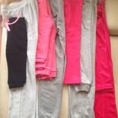 спортивние штаны на девочку