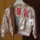 Куртка для дівчинки  весняна  C A нова 220грн