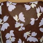 Нарядная блуза с глубоким декольте