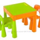новые стол и 2 стульчика Tega Mamut Польша, цена склада Киев