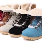 Ботинки из нубука!  Осень, Весна Зима, ! Женские ботинки теплые! Хит 2014! Под Заказ!