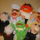 Куклы - рукавицы для кукольного театра