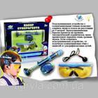 Игрушечный набор Суперагента - Подслушивающее устройство с солнцезащитными очками  Подслушивающее у