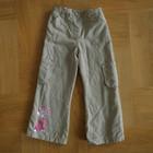 штаны на подкладке фирменные 4-5 лет 104-110 см
