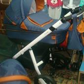 Новые универсальные детские коляски 2 в 1  модель 2018 г