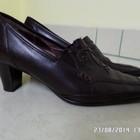 Gabor шкіряні закриті туфлі 5 розмір-38 ідеальний стан.