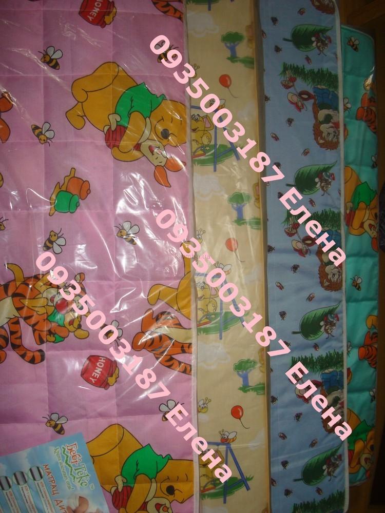 Детские кроватки без лака  фото №11