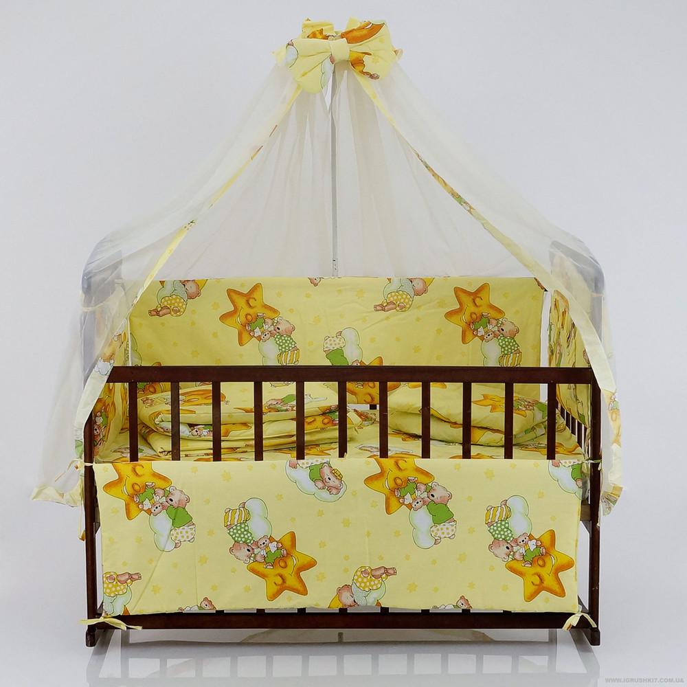Детские кроватки без лака  фото №12