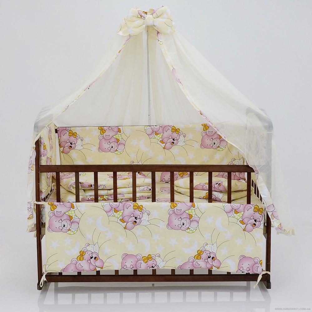Детские кроватки без лака  фото №13