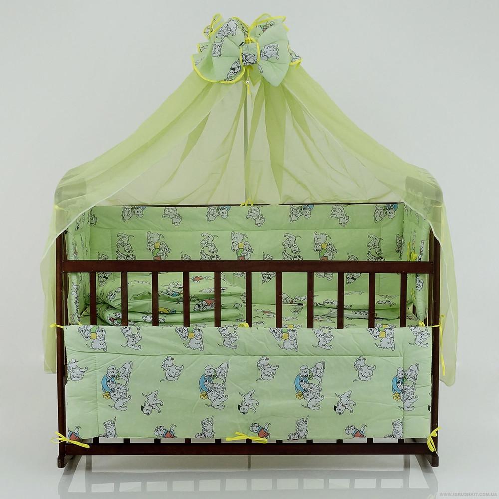 Детские кроватки без лака  фото №18