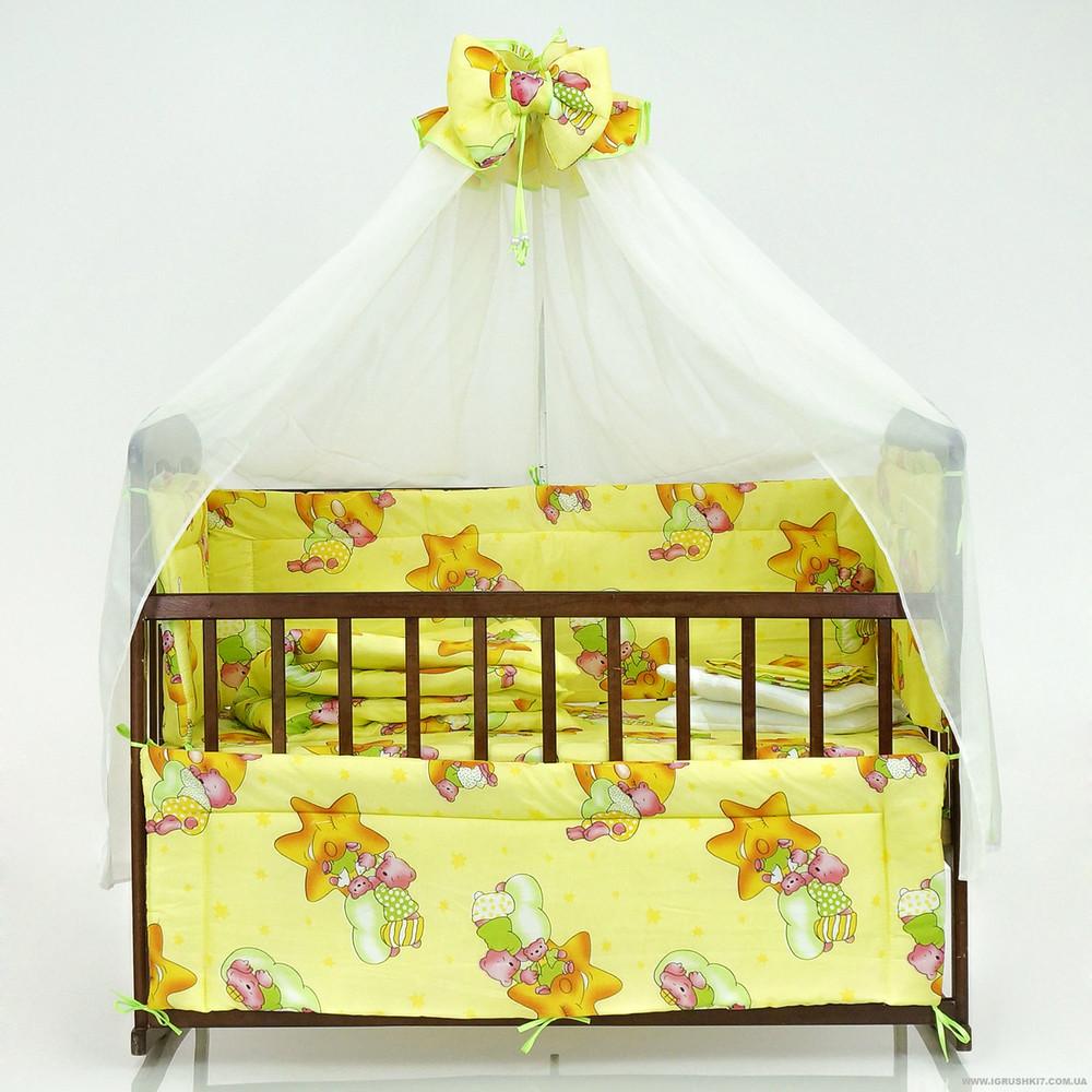 Детские кроватки без лака  фото №19