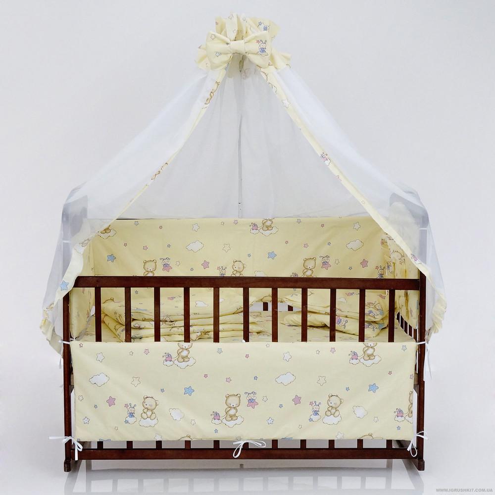 Детские кроватки без лака  фото №20