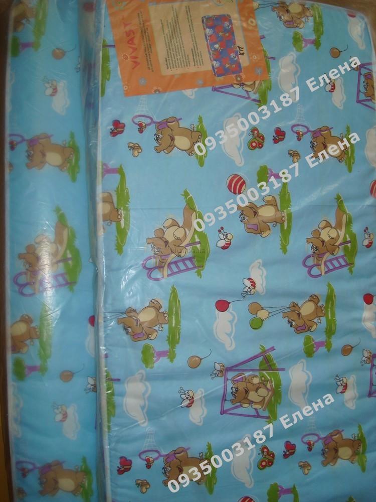 Детские кроватки без лака  фото №2