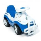 Каталка машина Орион 105 синяя.