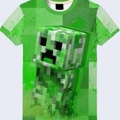 Модные 3D футболки