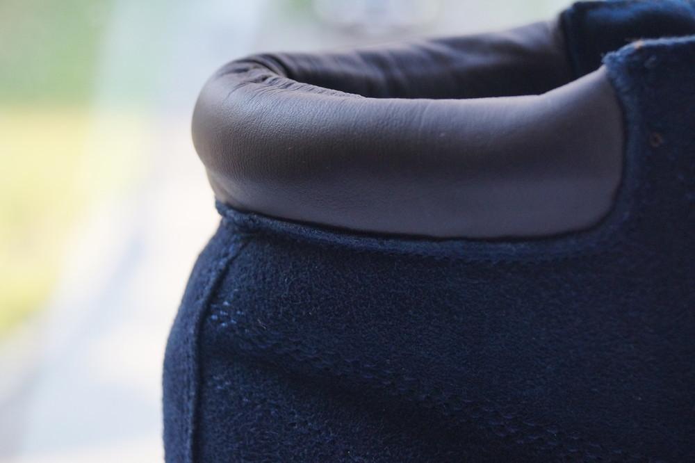 Ботинки женские зимние из натуральной замши, новые р, 35, 36, 37, 38, 39,40,41 фото №12