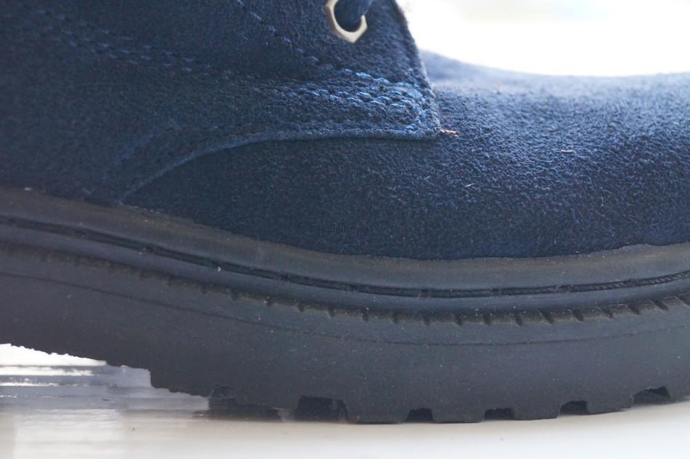Ботинки женские зимние из натуральной замши, новые р, 35, 36, 37, 38, 39,40,41 фото №13