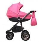 Детская универсальная коляска ANDROX Milano Pink (роза)