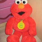 Улица сезам Sesame Street монстрик Элмо Elmo поёт песенку