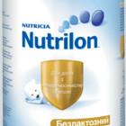 Сухая детская молочная смесь Nutrilon Безлактозный, 400 г