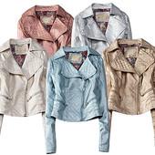 Женская куртка косуха золотая,серебряная.