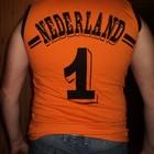 Фірмова спортивна влейбольна майка.Nederland.