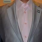 Очень красивый, нарядный,молодежный мужской костюм