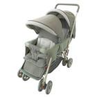Новая суперлёгкая коляска для погодков AmorosO Deluxe Double Stroller из США скидка 25%