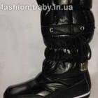 СП дутая водонепроницаемая обувь TOM. M