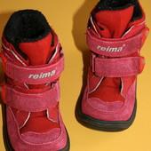 Сапожки от Reima  размер 21