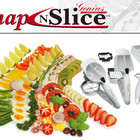 Ручной кухонный комбайн, ломтерезка Snap-n-Slice (Снэп-н-Слайс) – незаменимый помощник на кухне