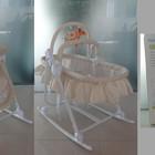 Детский шезлонг  - люлька, кресло 3в1 BT-BB-0003. Цена актуальная