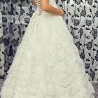 Продам очень красивое свадебное платье в идеальном состоянии