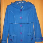 Пальто кашемировое для беременной