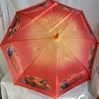 Зонтик зонт детский Тачки деткам от годика