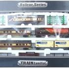 Грузопассажирский поезд с составом Fenfa
