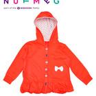 Кофта детская для девочек с капюшоном и начесом, бренд Morrisons Англия