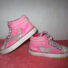 Кеды ботинки для девочки 27 размера