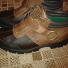 Polo Ralph Lauren ботинки зима 42.5р  27 5 cм стелька натуральна кожа оригінал