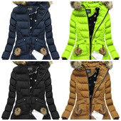 Парка куртка женская на зиму