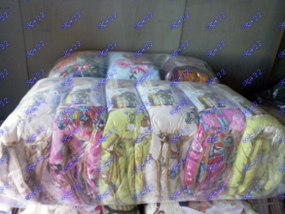 Одеяло и подушка. детское теплое. фото №3