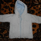 демисезонная курточка, 60-62 см