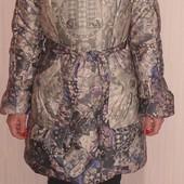 пальто пуховик женский новый, Италия