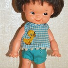 Кукла шмелик Hummel Goebel Charlot Byj   2913 1966 год.