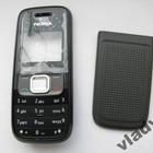 Корпус Nokia 1209 чёрный с клавиатурой Sertec