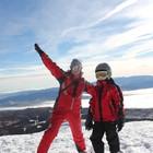 женский лыжный/сноуборд костюм фирмы O`neill, размер S-M