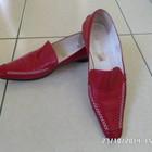шкіряні туфлі 40р.26см