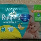 Подгузники Pampers Active Baby памперс актив беби 2 памперсы купить дада активы