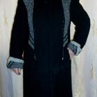 демисезонное пальто 54 р-ра